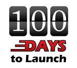 Proposition n° 33 du concours Graphic Design pour Logo Design for 100 Days to Launch