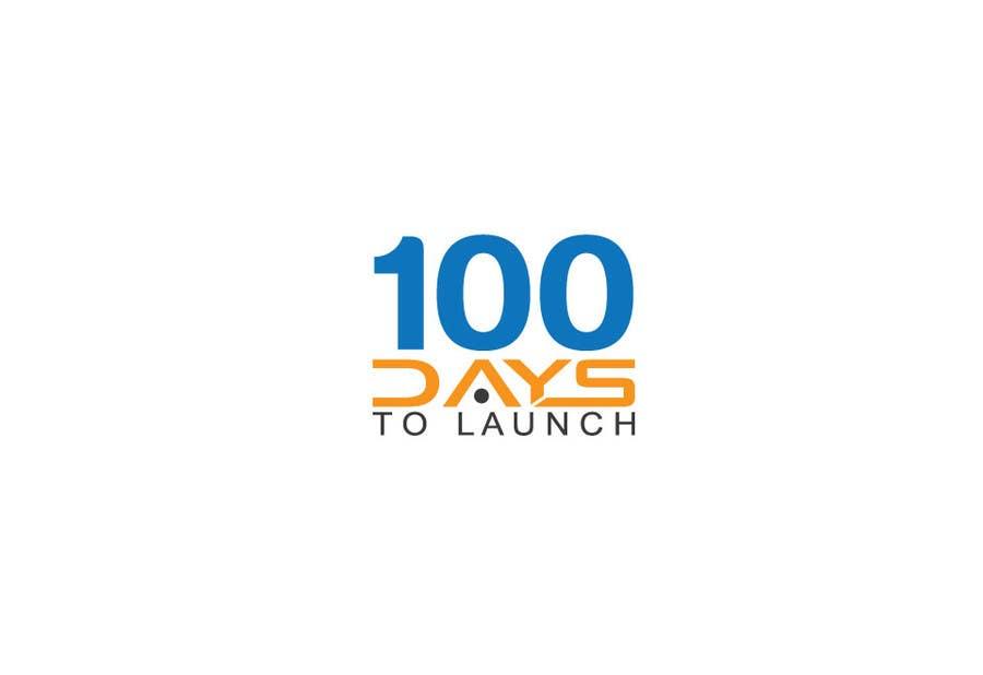 Konkurrenceindlæg #                                        29                                      for                                         Logo Design for 100 Days to Launch