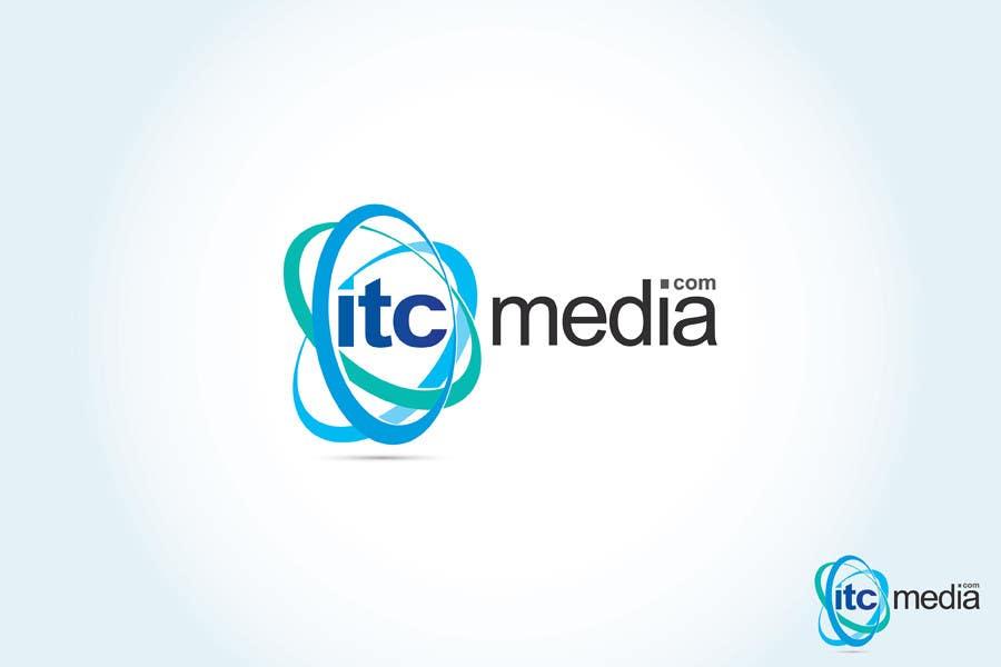 Bài tham dự cuộc thi #                                        162                                      cho                                         Logo Design for itc-media.com