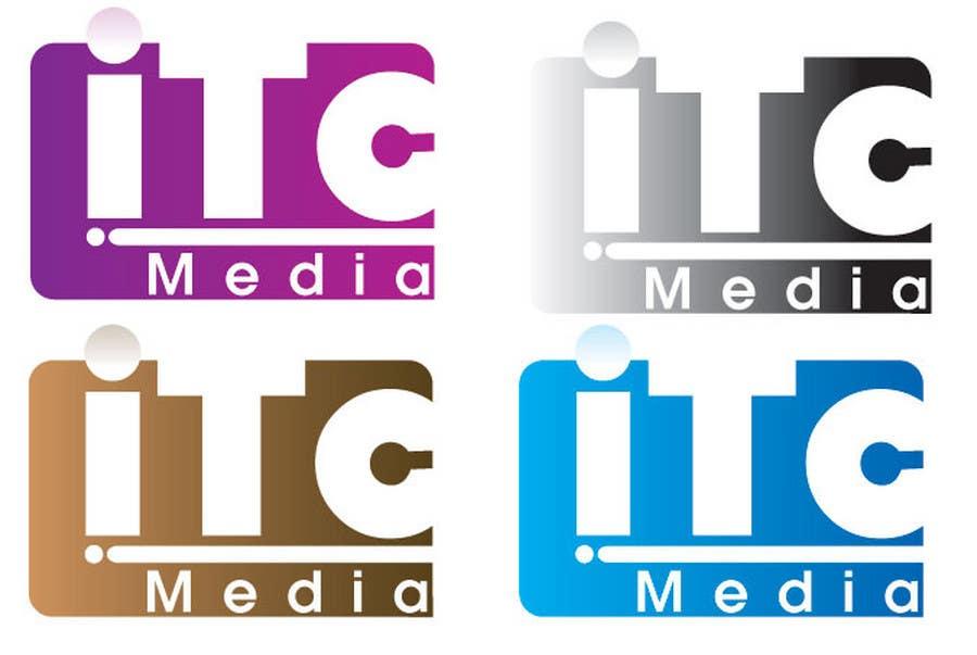 Participación en el concurso Nro.                                        144                                      para                                         Logo Design for itc-media.com