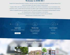 #17 for Design a Website Mockup for UCRC.biz af greenarrowinfo
