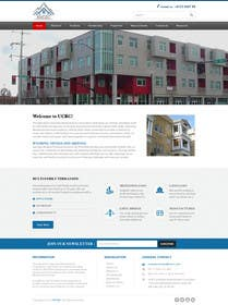 #22 for Design a Website Mockup for UCRC.biz af kreativeminds