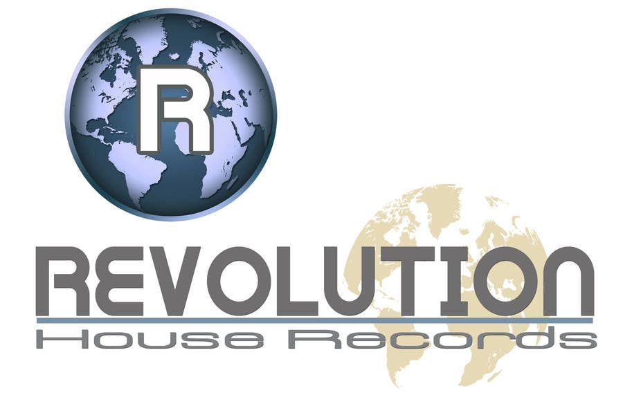 Contest Entry #                                        134                                      for                                         Design a Logo for Revolution House Records