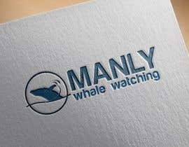 #39 for Design a Logo for Whale Watching company af joydeepmandal