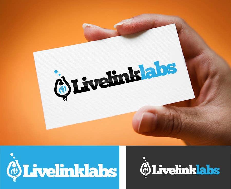 Konkurrenceindlæg #90 for Simple Logo Design - Live Link Labs