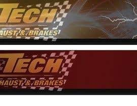 #7 dla Graphic Design for Muffler Tech przez tapworld