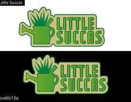 #54 untuk Design a Logo for Little Succas oleh Renovatis13a