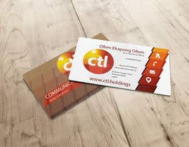 nº 6 pour Design a Business card par AdrianCuc