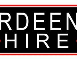 #18 for Design a Logo for Aberdeen 4x4 Hire af tlacandalo