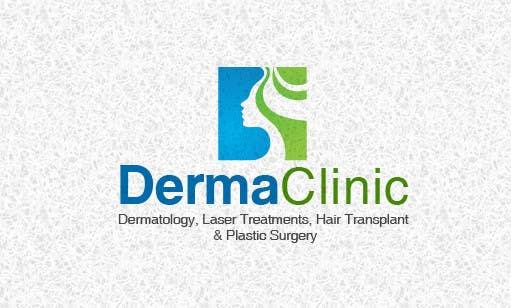 Penyertaan Peraduan #28 untuk Design a Logo for Dermatology Clinic