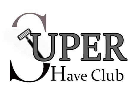 """Contest Entry #                                        10                                      for                                         Design a Logo for """"Super Shaver Club"""""""