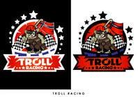 Bài tham dự #116 về Graphic Design cho cuộc thi Troll Racing needs logo!