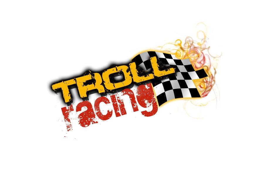 Bài tham dự cuộc thi #                                        17                                      cho                                         Troll Racing needs logo!