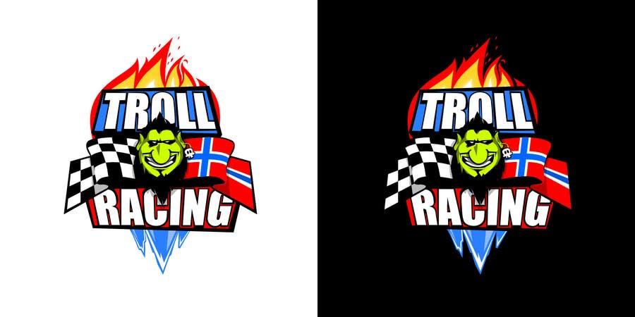 Bài tham dự cuộc thi #                                        146                                      cho                                         Troll Racing needs logo!