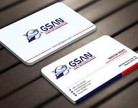 #10 cho Design some Business Cards for GSAN bởi Derard