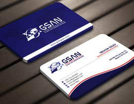 #13 cho Design some Business Cards for GSAN bởi Derard