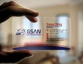 #69 para Design some Business Cards for GSAN por mamun313