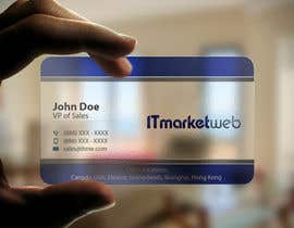 #125 untuk Design some Business Cards for IT Market oleh imtiazmahmud80