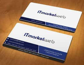 #94 untuk Design some Business Cards for IT Market oleh akhi1sl
