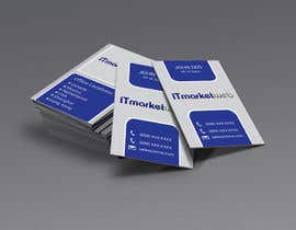#81 untuk Design some Business Cards for IT Market oleh tofail0ratan
