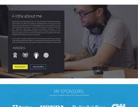 #18 cho Design a Mockup for Personal website bởi Skitters