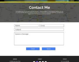 #4 cho Design a Mockup for Personal website bởi suranjan89