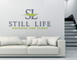 #19 untuk Design a Business Logo for Still Life Massage and Float oleh cbarberiu