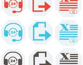 #15 untuk Design some Icons for Course Website oleh DesignStorm15