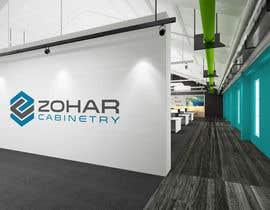 #396 untuk Design a Logo for Zohar Cabinetry oleh brokenheart5567