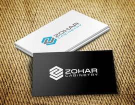 #399 untuk Design a Logo for Zohar Cabinetry oleh brokenheart5567