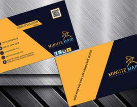 majaraskovic tarafından Design some Business Cards for Maid Service için no 16
