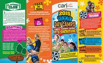 Graphic Design Contest Entry #39 for Design a Fun Daycamp brochure themed around 'SHOWTIME'