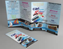 AalianShaz tarafından Design a Fun Daycamp brochure themed around 'SHOWTIME' için no 12