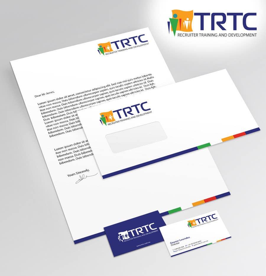 Natečajni vnos #                                        20                                      za                                         Logo Design for TRTC - Recruiter Training and Development