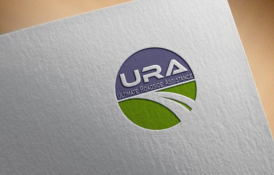 Kilpailutyö #72 kilpailussa Design a Logo for URA