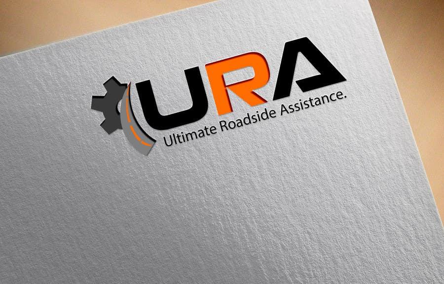 Kilpailutyö #87 kilpailussa Design a Logo for URA