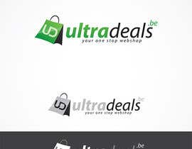 #142 for Logo design for ultradeals af Bauerol3