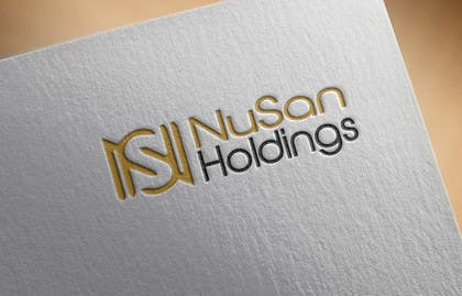 "#81 cho Design a Logo for ""NuSan Holdings"" bởi meshkatcse"
