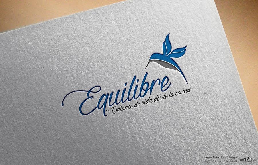 Konkurrenceindlæg #                                        31                                      for                                         Design a Logo for Equilibré