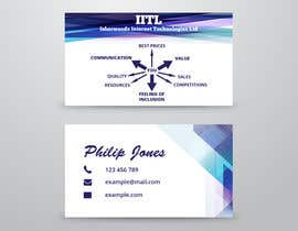 Nro 34 kilpailuun Design some Business Cards for an IT Marketing/SEO Company käyttäjältä muneebalams