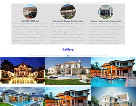 #8 for New Home Page Design - Wordpress Bridge Theme by haigiang0591
