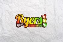Logo Design for Byers Stop N Go için Graphic Design116 No.lu Yarışma Girdisi