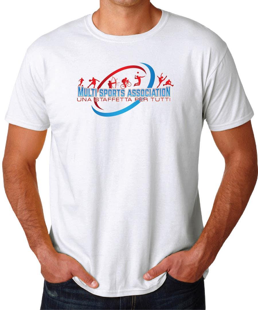 Konkurrenceindlæg #                                        8                                      for                                         Logo for multi sports association
