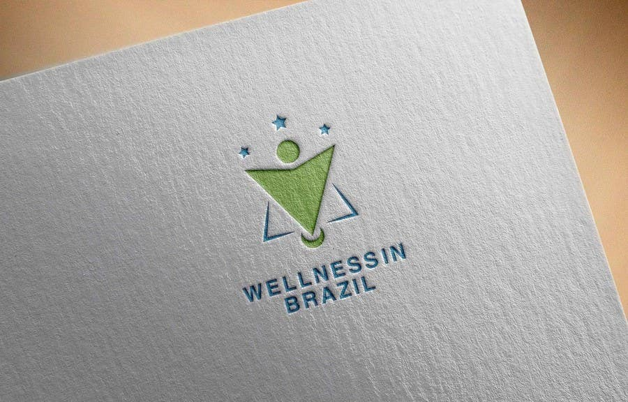 Contest Entry #                                        36                                      for                                         Projetar um Logo for WellnessinBrazil