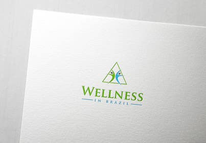 #23 for Projetar um Logo for WellnessinBrazil af billsbrandstudio