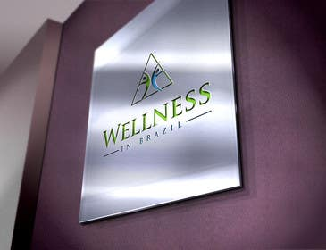 #25 cho Projetar um Logo for WellnessinBrazil bởi billsbrandstudio