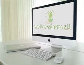 #9 for Projetar um Logo for WellnessinBrazil by vasked71