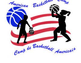 nº 6 pour Design a Logo for Basketball Camp in Paris, France -- 2 par arcbd2005