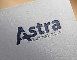 "nº 10 pour Design a logo for ""Astra Business Solutions"" par alamin121212"