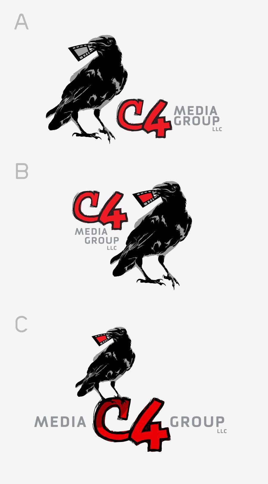 Proposta in Concorso #                                        25                                      per                                         Logo Design for C4 Media Group LLC